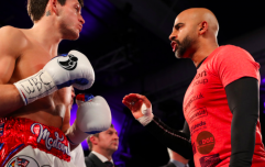 Boxing coach Dave Coldwell explains how to apply the right mindset for success