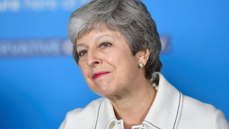 Theresa May says Labour to blame for Brexit talks collapse