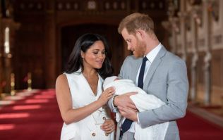 Birth certificate reveals royal baby birthplace and Meghan's occupation