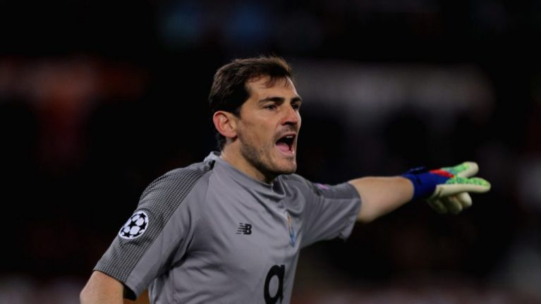 Iker Casillas to retire after suffering heart attack