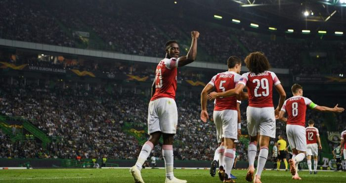 Danny Welbeck could make Arsenal return in Europa League final