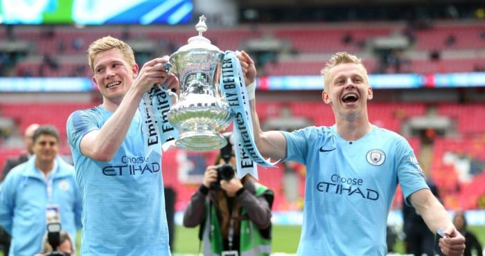 Man City accused of cheeky marketing ploy with shirt sponsor in FA Cup final