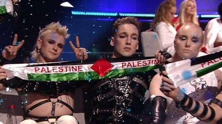 Iceland to face punishment over Israeli Eurovision protest