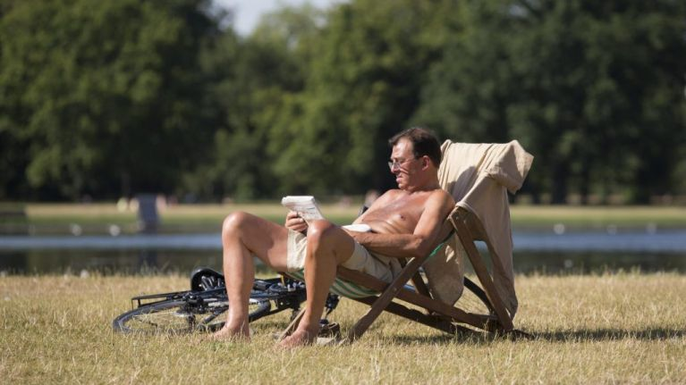 30C in June: 'Hottest summer ever' possible