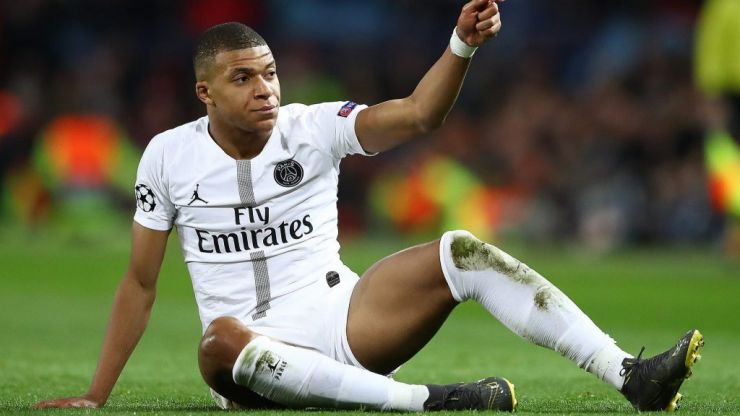 Kylian Mbappe admits he might have to leave PSG this summer
