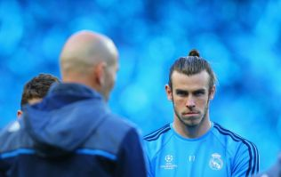No - those Zinedine Zidane quotes on Gareth Bale are not true