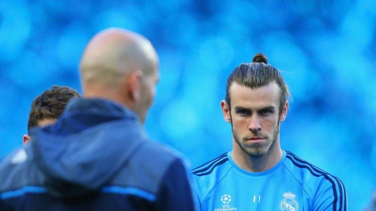 No - those Zinedine Zidane quotes on Gareth Bale are not true