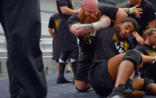 I went inside the WWE's Performance Center to train with top superstars