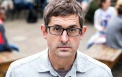 Louis Theroux has shared his first ever photo to Instagram