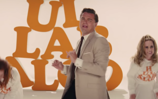 The trailer for Quentin Tarantino's Once Upon A Time In Hollywood is finally here