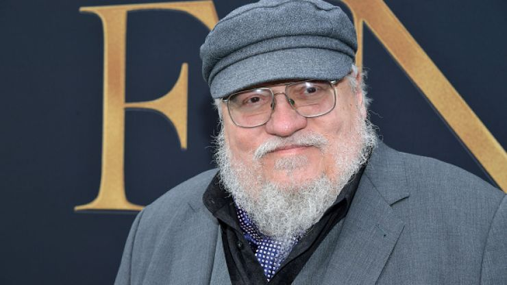 George RR Martin rumoured to be working on video game with creators of Dark Souls