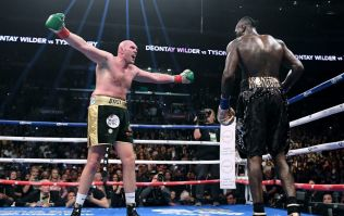 Tyson Fury reveals when Deontay Wilder rematch is likely to happen