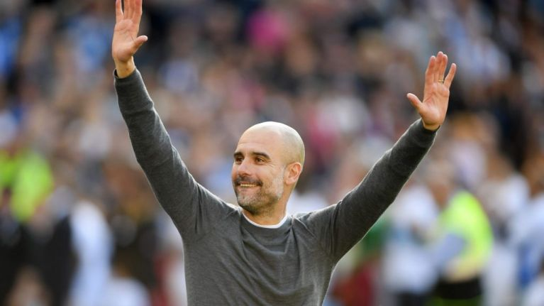 Pep Guardiola to leave Manchester City for Juventus on 'four-year contract'