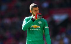 David De Gea rejects Man Utd's final contract offer