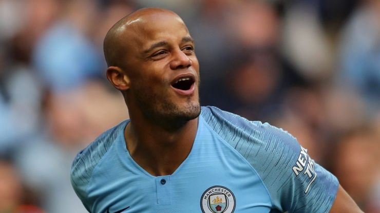 Sir Alex Ferguson wanted to buy Vincent Kompany all the way back in 2004