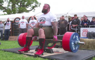 Disabled army veteran breaks world record by deadlifting 505kg