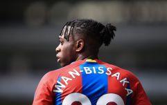 Man Utd have bid £25 million for Crystal Palace's Aaron Wan-Bissaka