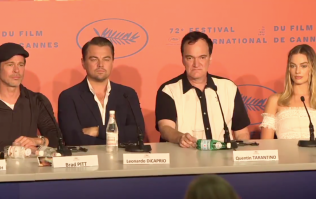 Quentin Tarantino reacts angrily to question about women's roles in his films
