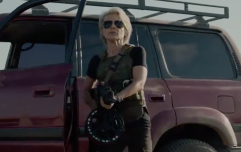 Arnold is back yet again in the first trailer for Terminator: Dark Fate