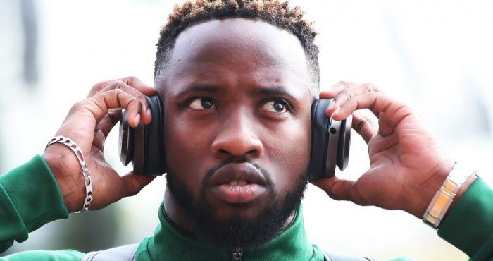 Manchester United launch €40m bid for Lyon's Moussa Dembélé