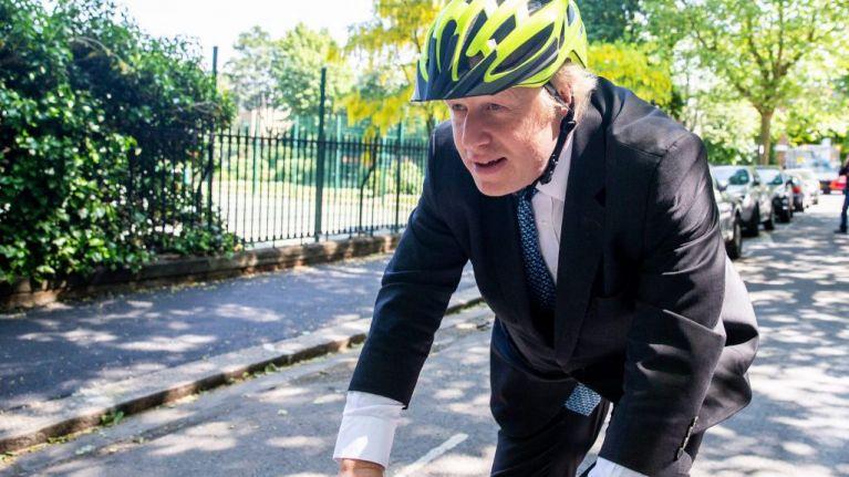 Boris Johnson responds to Theresa May's resignation as prime minister