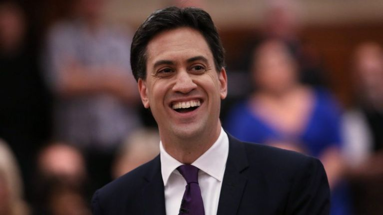 Ed Miliband mocks Tory shambles with hilarious name change on Twitter