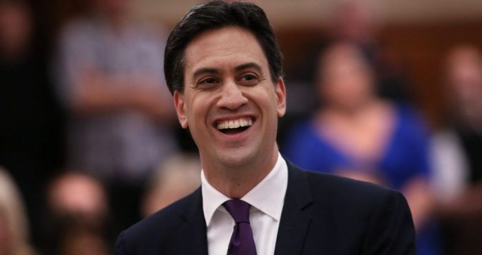 Ed Miliband mocks Tory shambles with hilarious name change on Twitter