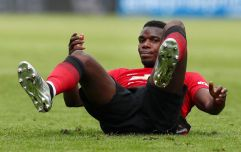 Paul Pogba absent from Manchester United's pre-season promotions