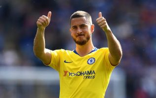 Chelsea name their price for Eden Hazard's move to Real Madrid