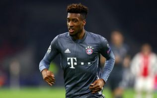 Kingsley Coman seals German Cup for Bayern with outrageous touch and finish