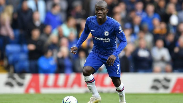 N'Golo Kanté to miss Europa League final with knee injury