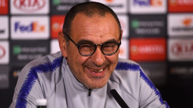 Maurizio Sarri 'agrees deal' to take over at Juventus on £6m deal