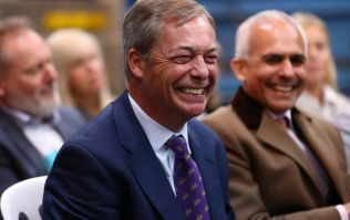 The Brexit party wins second region in European elections