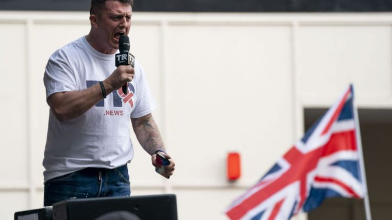 Tommy Robinson laughed out of the North West as results declared