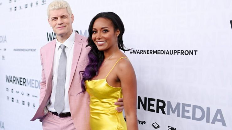 Wrestler Cody Rhodes made an incredible speech about diversity that has gone viral