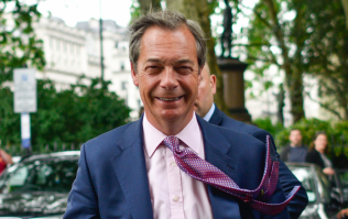 Nigel Farage demands to be part of Britain's EU negotiations after Brexit Party win European elections