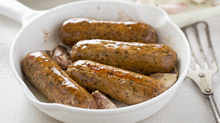 Great news for veggies - Aldi is set to start selling vegan sausages