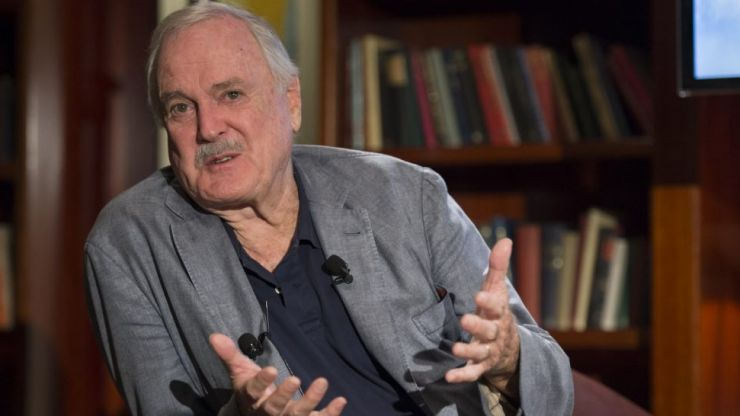 John Cleese faces backlash after saying London 'isn't an English city any more'