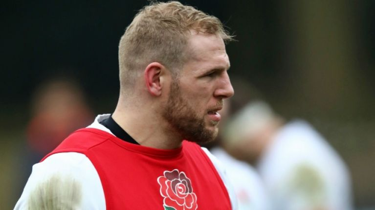 Rugby's red bib and why no player in his right mind wants to wear it