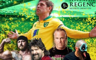 Former Norwich striker Grant Holt has his first pro-wrestling match this weekend