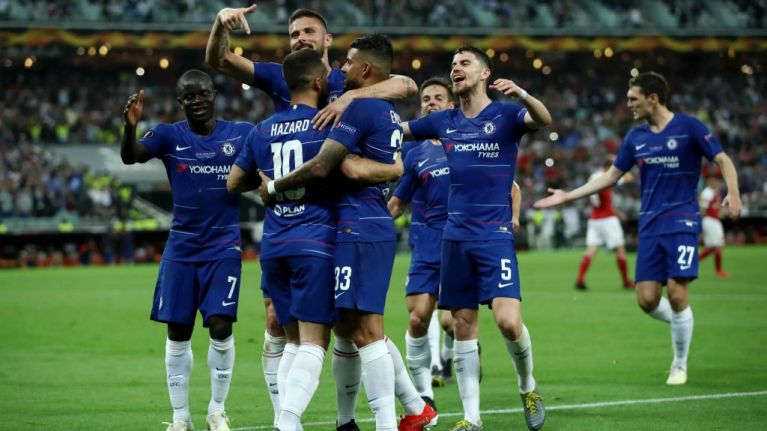 Arsenal torched to a fine dust by Hazard and Giroud in the land of fire