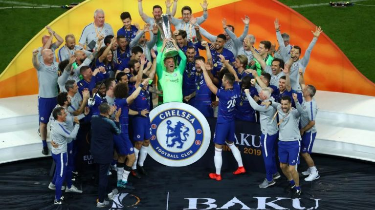 Rob Green goes full John Terry in Europa League final