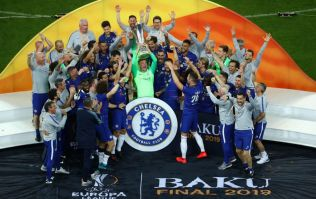 Rob Green goes full John Terry in Europa League final
