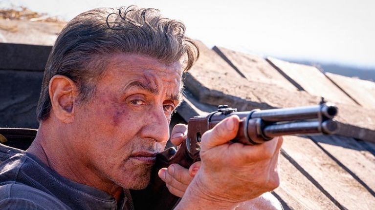 The first official trailer for Rambo: Last Blood is finally here