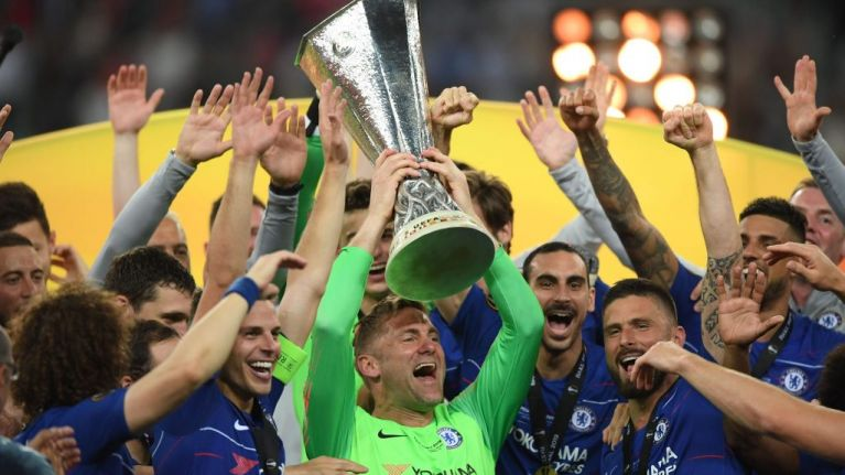 Rob Green retires after heroic Europa League trophy lift performance