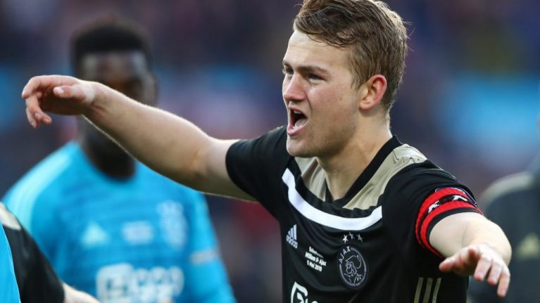 Image result for De Ligt