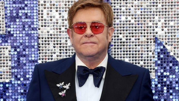 Elton John: 'I am a European... not a stupid, colonial, imperialist English idiot'