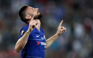 Olivier Giroud believes it was an 'improvement' to leave Arsenal and join Chelsea