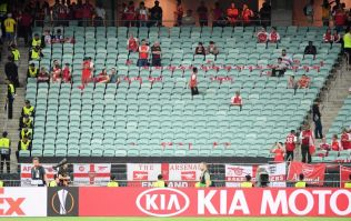 Fans allowed into Baku Europa League final for free to fill empty seats