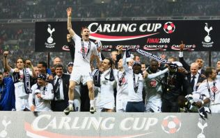 QUIZ: Can you name the Spurs starting XI from the 2008 League Cup?